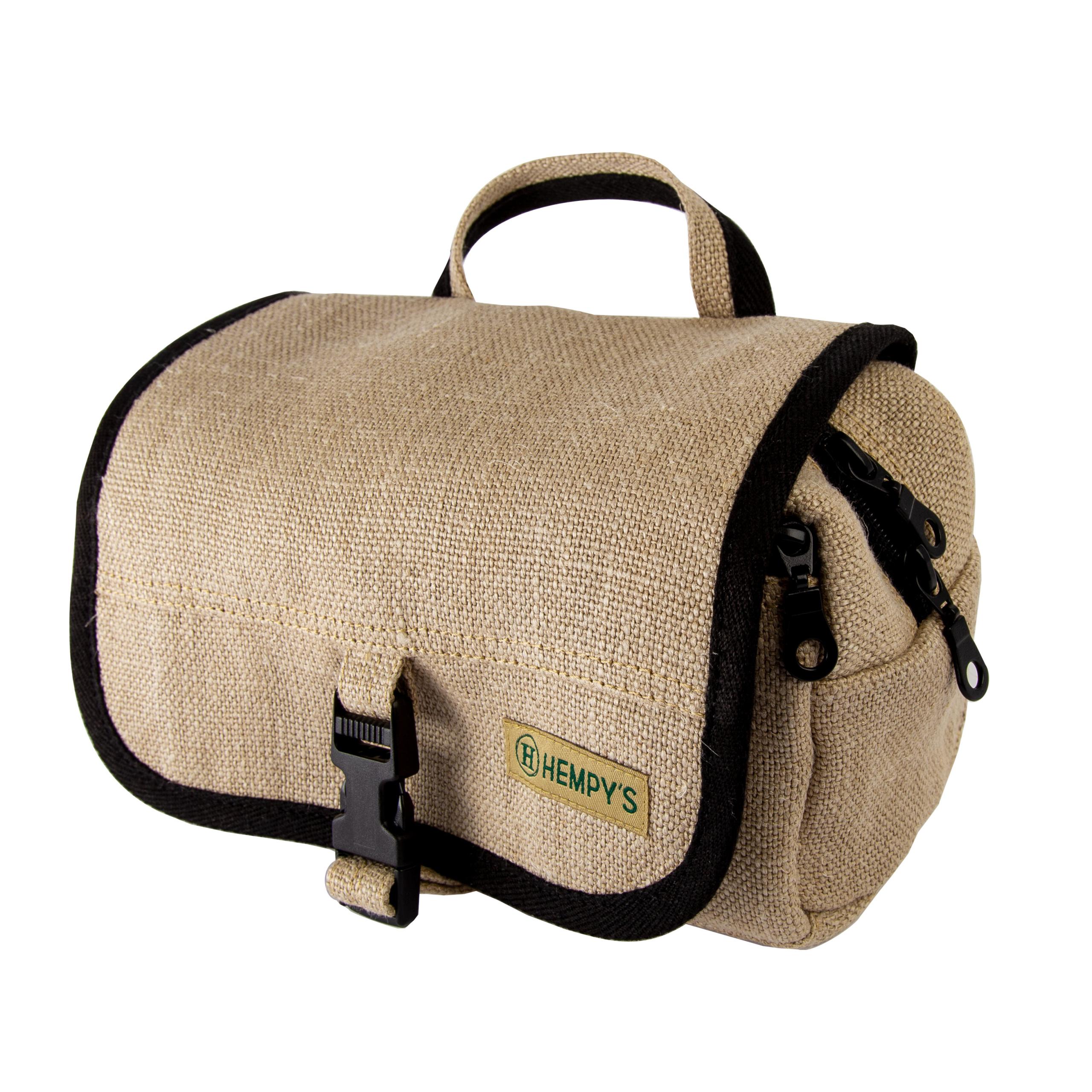 100 % Hemp Toiletry Bag