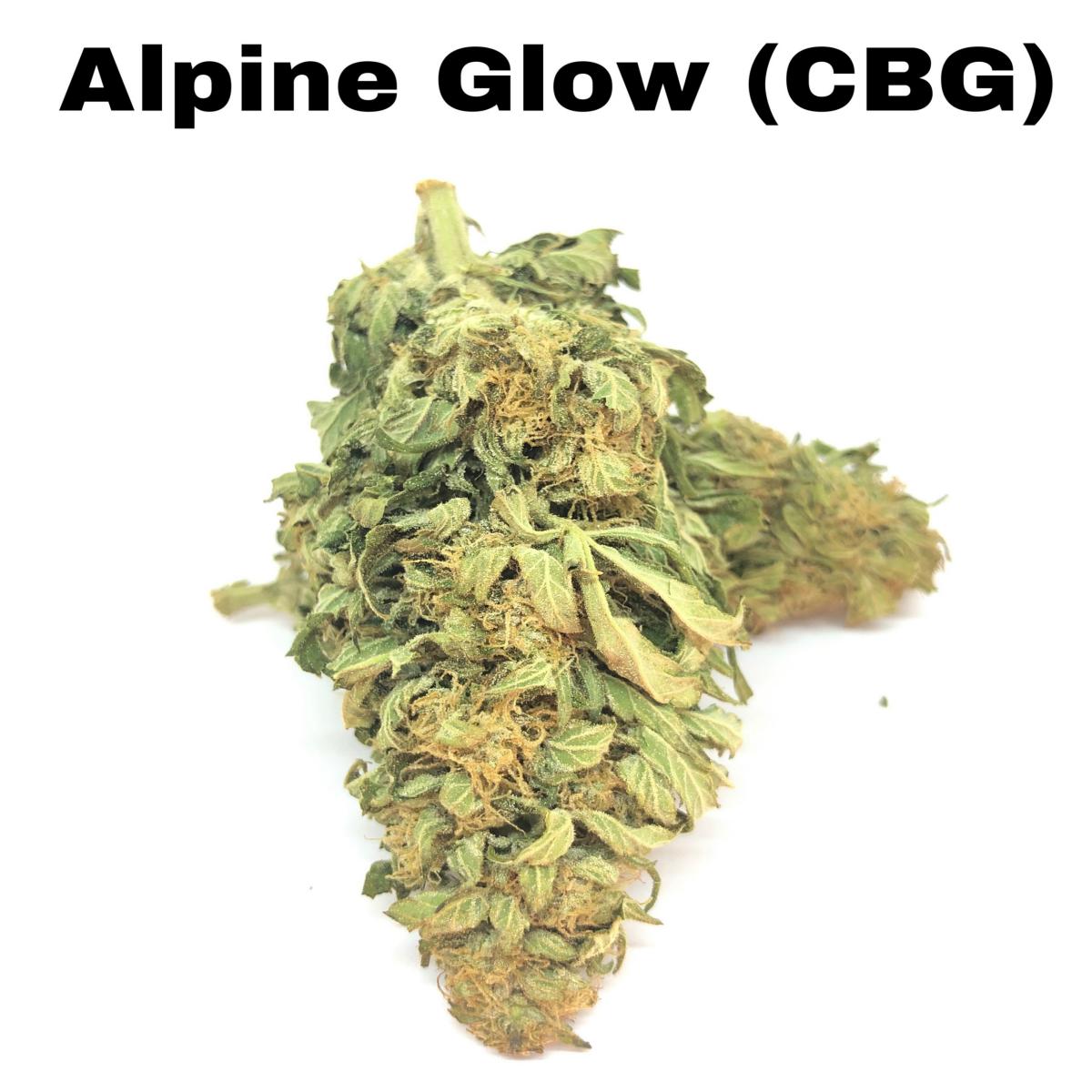 Alpine Glow CBD Hemp Flower