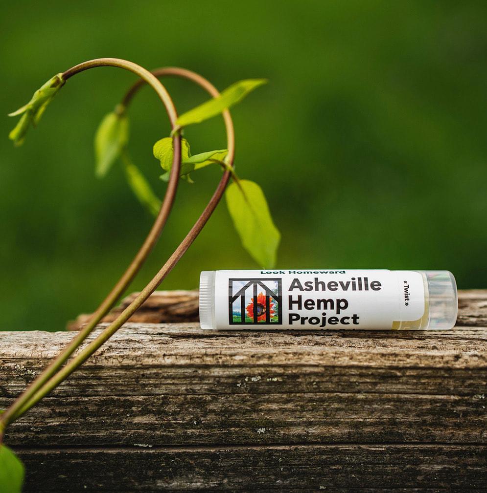 Asheville Hemp Project-Hemp Lip Balm