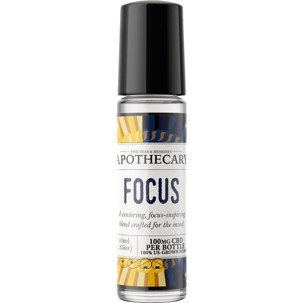 Brothers Apothecary CBD Roll-on FOCUS