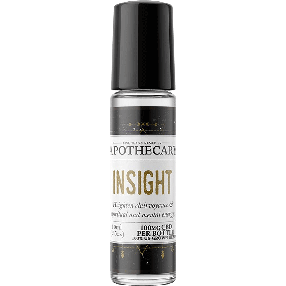 Brothers Apothecary CBD Roll-on INSIGHT