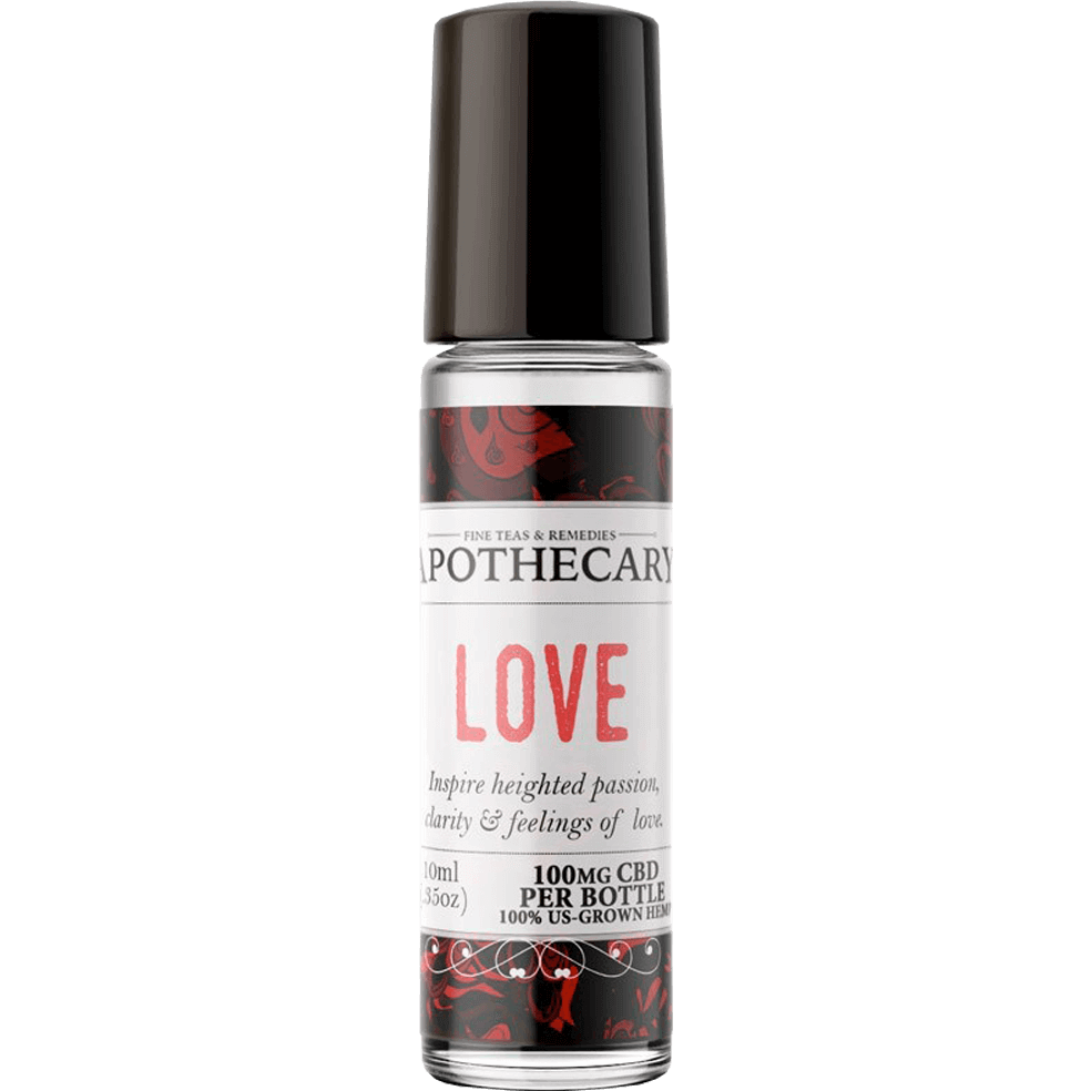 Brothers Apothecary CBD Roll-on LOVE