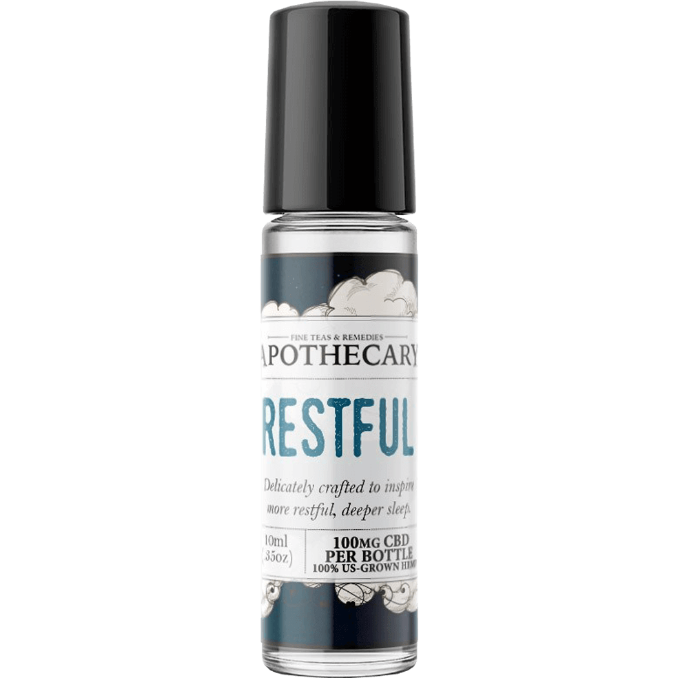 Brothers Apothecary CBD Roll-on RESTFUL