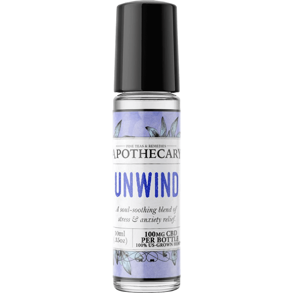Brothers Apothecary CBD Roll-on UNWIND