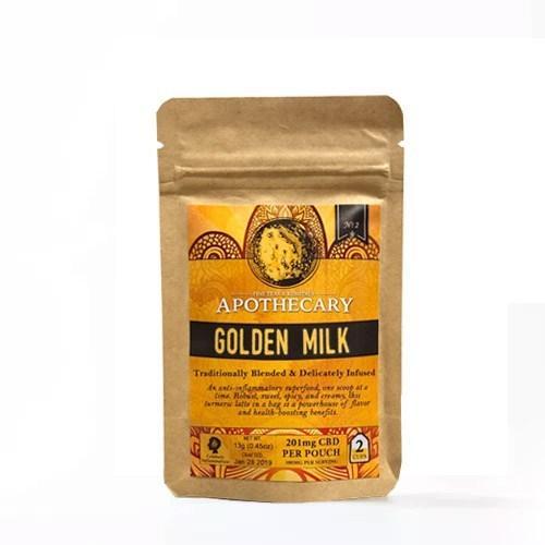 Brothers Apothecary CBD Tea-Golden Milk