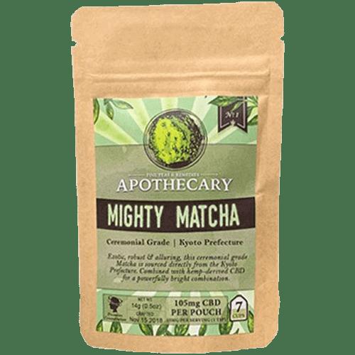 Brothers Apothecary CBD Tea-Mighty Macha
