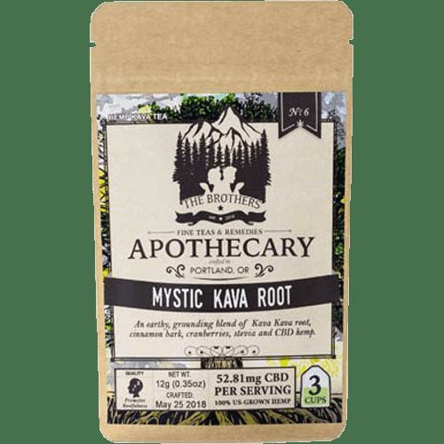 Brothers Apothecary CBD Tea-Mystic Kava Root
