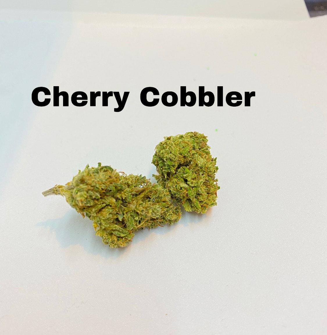 Cherry Cobbler CBD Hemp Flower