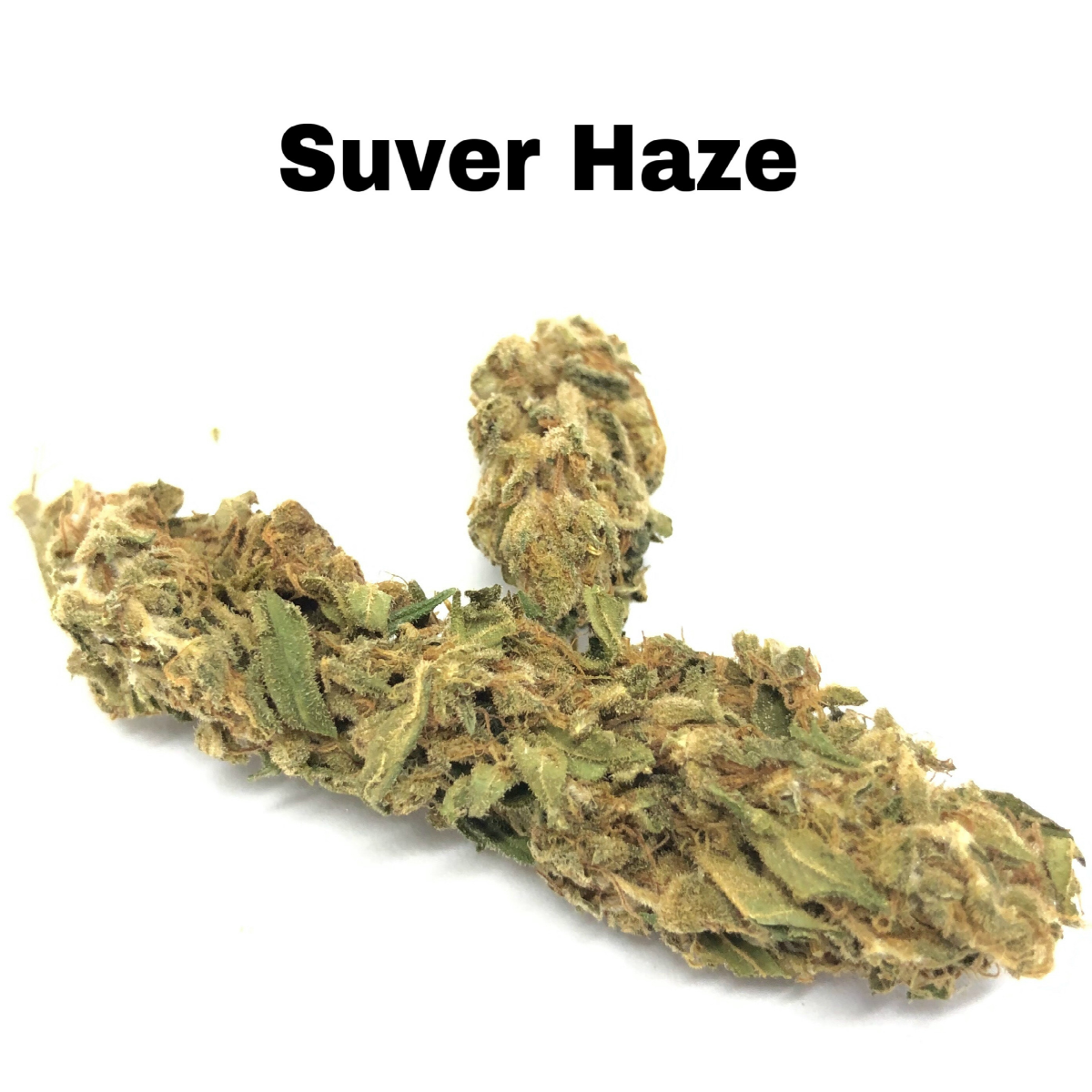 SUVER HAZE CBD Hemp Flower
