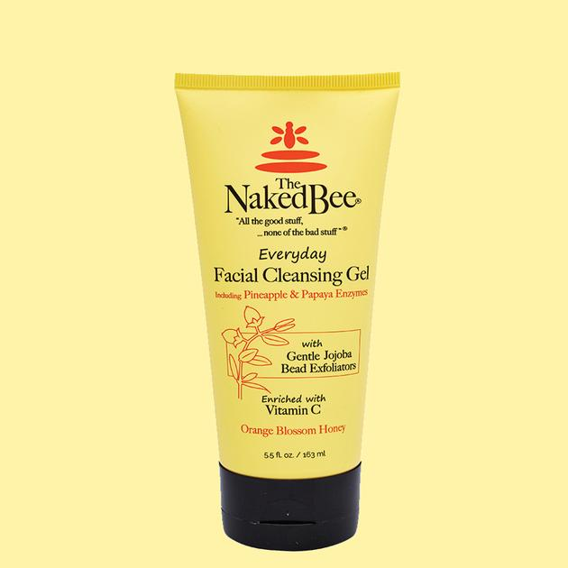 The Naked Bee Everyday Facial Cleanser - Trinity Pharms Hemp Co. - Asheville, NC