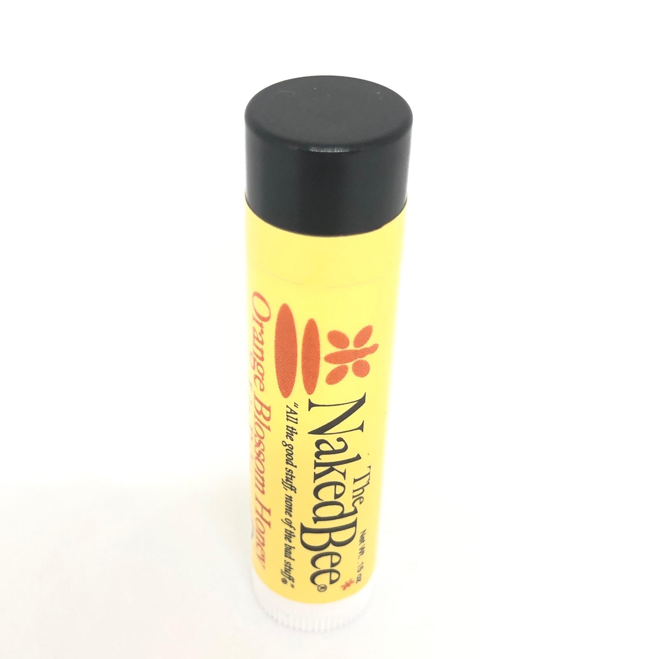 The Naked Bee Orange Blossom Lip Balm