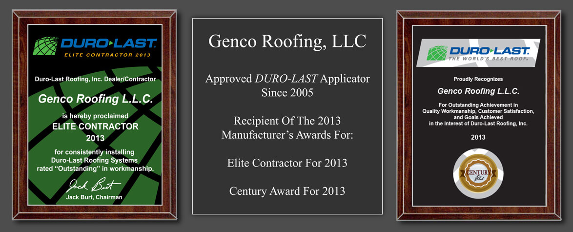 Genco Roofing, LLC