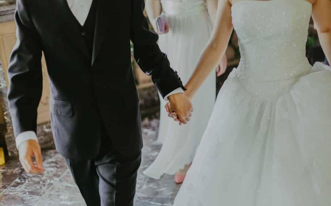 The Pandemic Wedding