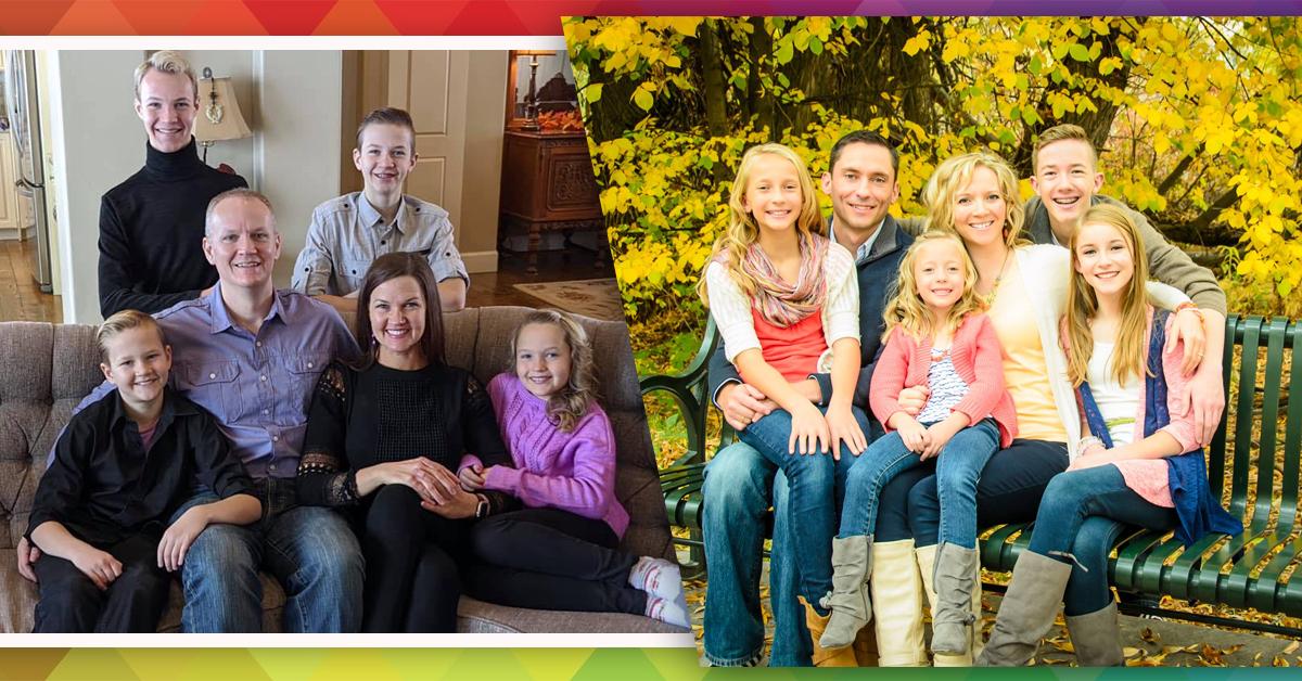 Hi, We're the Christensen and Matthews families