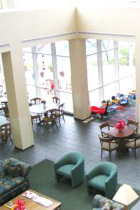holcombe house lobby