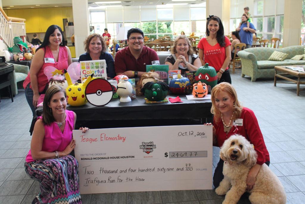 Teague Elementary School Donation
