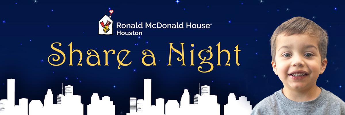 Share A Night Donation