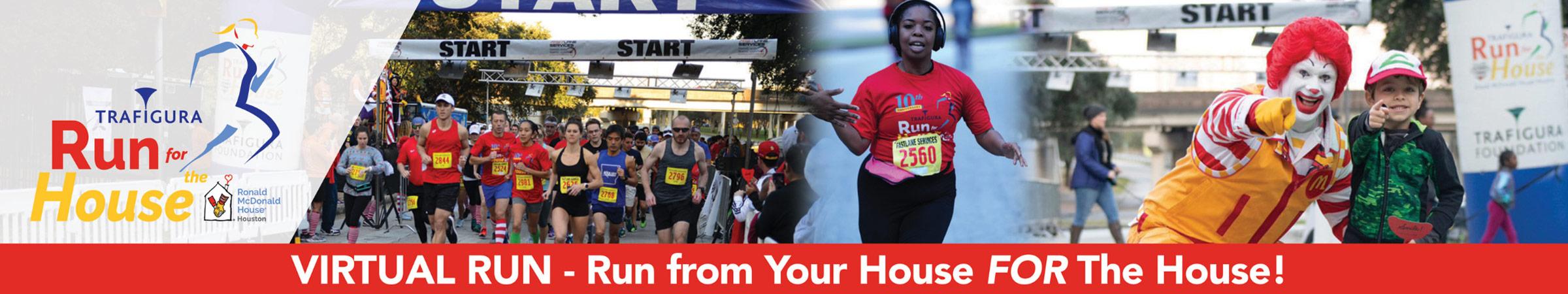 Trafigura Run for the House