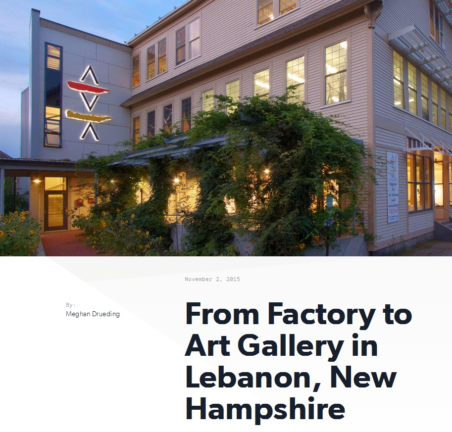 National Trust for Historic Preservation AVA Article