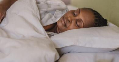 sound sleep heart health