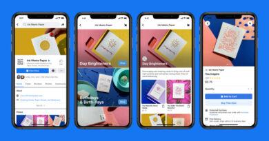 Facebook unveils its Shops e-commerce platform – TechCrunch