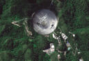 The Arecibo Observatory in Puerto Rico Collapses
