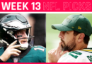 NFL picks, predictions against the spread for Week 13