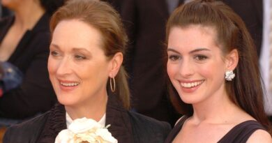Anne Hathaway Was the Ninth Choice for Andy in 'The Devil Wears Prada'