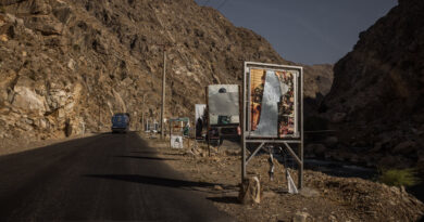 In Panjshir, Few Signs of an Active Resistance, or Any Fight at All