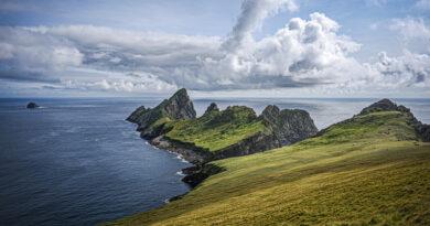 Agony and Ecstasy on the Scottish Archipelago of St. Kilda
