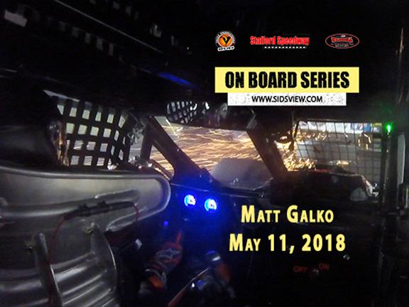 On Board Series – Matt Galko 5.11.18