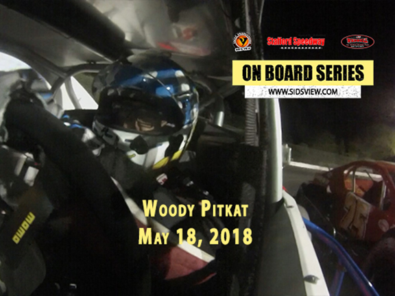 On Board Series – Woody Pitkat 5.18.18