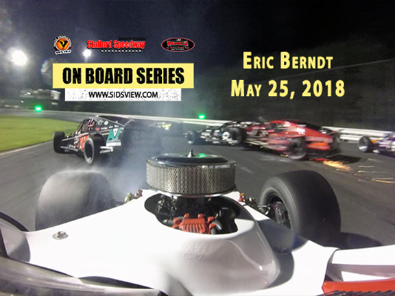 On Board Series – Eric Berndt 5.25.18