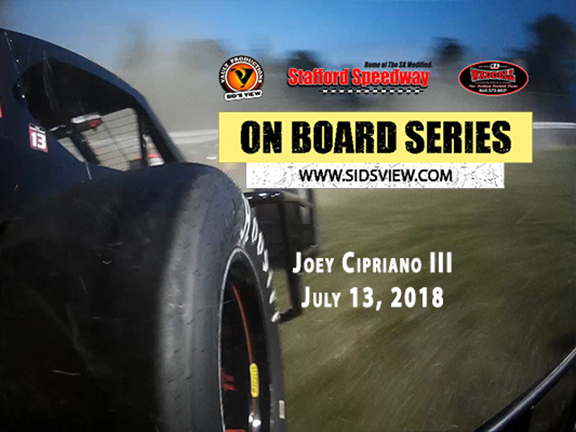 On Board Series – Joey Cipriano 7.13.18