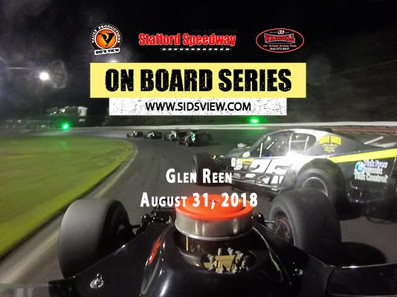On Board Series – Glen Reen 8.31.18