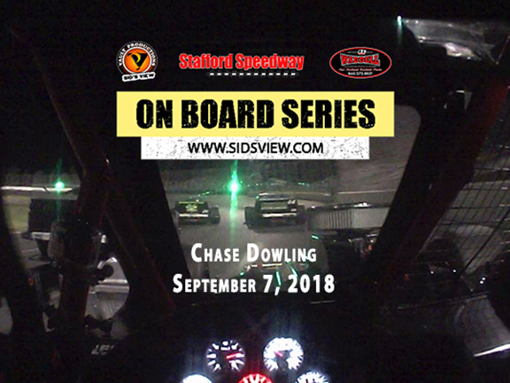 On Board Series – Chase Dowling 9.7.18