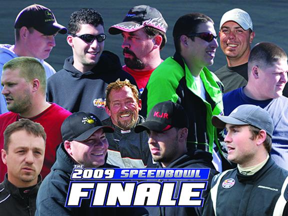 2009 Speedbowl Finale Weekend