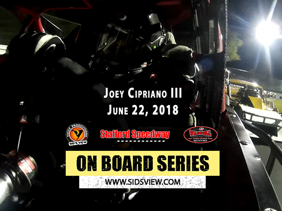 On Board Series – Joey Cipriano 6.22.18
