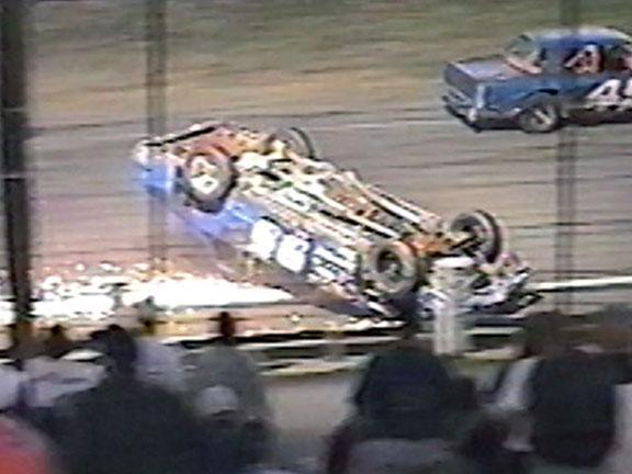 Speedbowl's Wild Wrecks from the 1990's – Volume 2