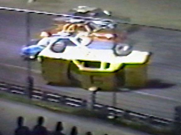 Speedbowl's Wild Wrecks from the 1990's – Volume 3