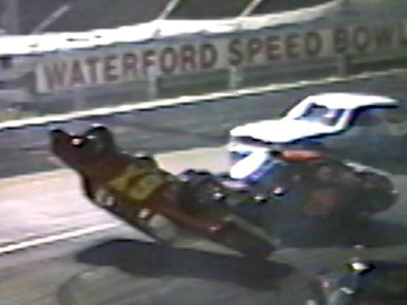 Speedbowl's Wild Wrecks from the 1990's – Volume 4