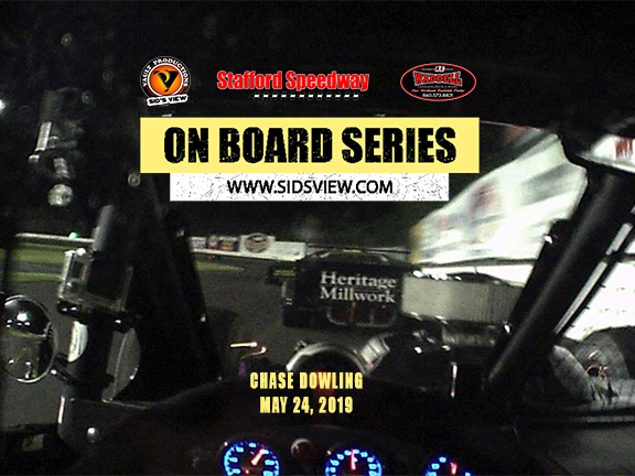On Board Series – Chase Dowling  05-24-19 Open 80