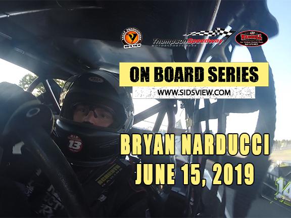 On Board Series – Bryan Narducci 06-15-19