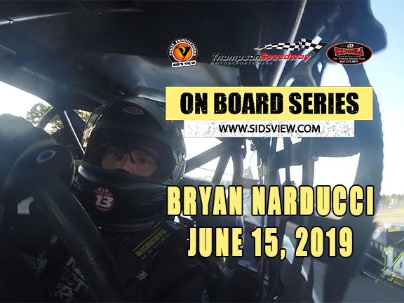 On Board Series – Bryan Narducci 06-15-19