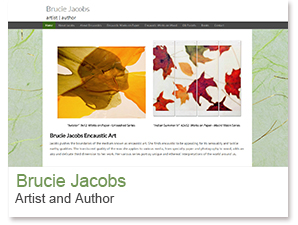 Brucie Jacobs - Artist and Author