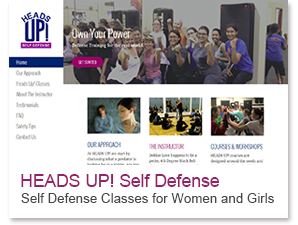 HEADS UP Self Defense