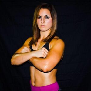 Trish Cicero, Professional MMA fighter. Don't F*k with her...