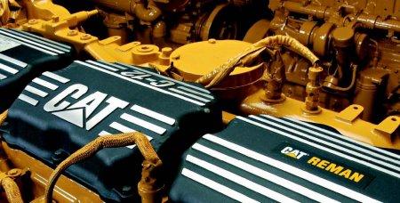 Caterpillar Reman Engines
