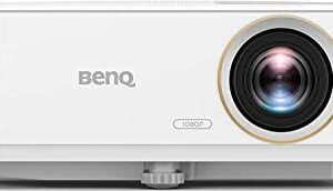 BenQ TH685 1080p Gaming Projector | 4K HDR Support | 3500lm | 8.3ms Low Latency | Enhanced Game Mode | Stream Netflix & Prime Video | HDMI | 3D | Sony PS 4 | Nintendo Switch | Microsoft Xbox One X |