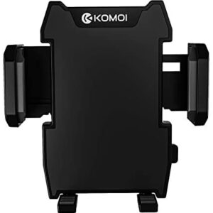 Car Phone Holder Mount KOMOI Phone Holder for Car Air Vent Phone Mount Stand Holder with 360° Rotation Cradle Compatible with iPhone 11 11 Pro XS Max XR Samsung LG Nexus Nokia and More